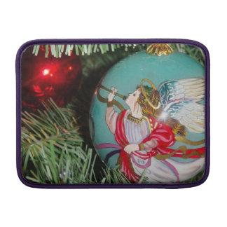 Christmas angel - christmas art -angel decorations MacBook sleeve