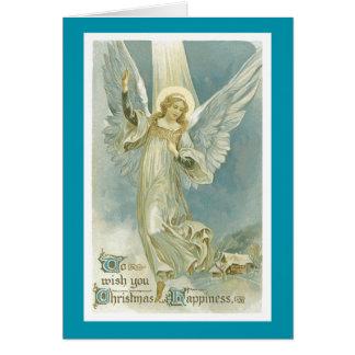 Christmas Angel Christmas Card