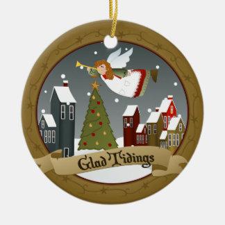 Christmas Angel | Holiday Tree Ornament