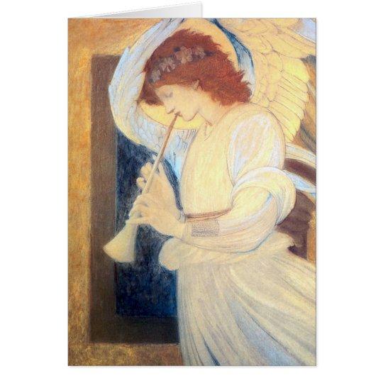 Christmas Angel  Note Cards - Edward Burne-Jones