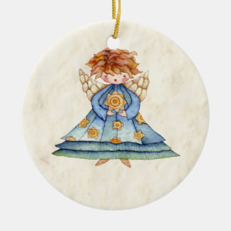 Christmas Angel Ornament