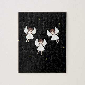 Christmas angels jigsaw puzzle