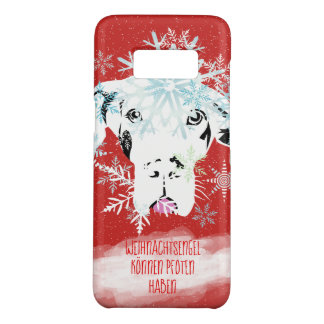 Christmas Angels sometimes come on paws Case-Mate Samsung Galaxy S8 Case