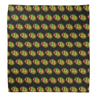 Christmas arrangement bandana