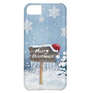 Christmas art - christmas illustrations iPhone 5C cover
