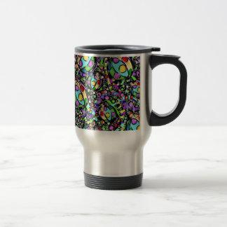 Christmas Art Travel Mug