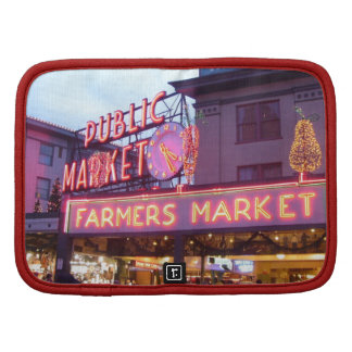 Christmas at the Pike Place Market Seattle Organizer