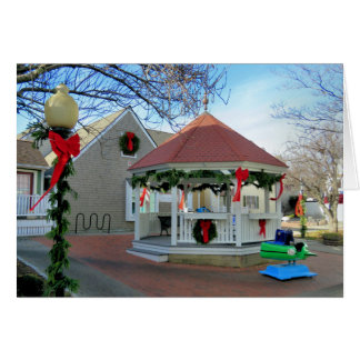Christmas at Village Landing Card