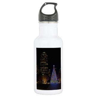 Christmas At Warren Park Night 532 Ml Water Bottle