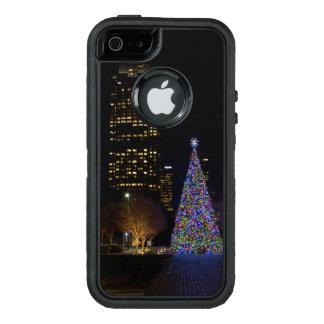 Christmas At Warren Park Night OtterBox Defender iPhone Case