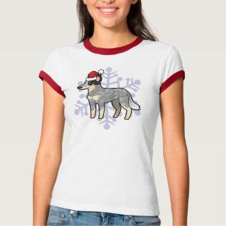Christmas Australian Cattle Dog / Kelpie T-Shirt