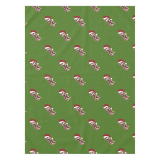 Christmas Bacon Tablecloth