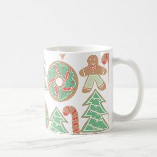 Christmas Baking Print Coffee Mug