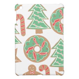 Christmas Baking Print Cover For The iPad Mini