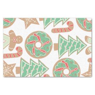 Christmas Baking Print Tissue Paper