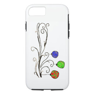 Christmas Balls iPhone 8/7 Case