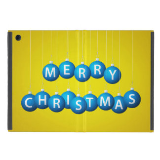 Christmas bauble case for iPad mini