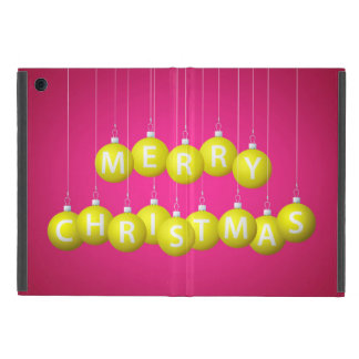 Christmas bauble cover for iPad mini