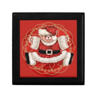 CHRISTMAS BEAR 5 GIFT BOX 4