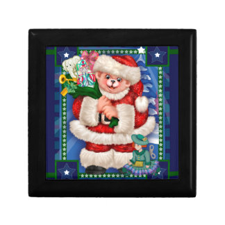 CHRISTMAS BEAR FUN 2 ENGLISH GIFT BOX 8
