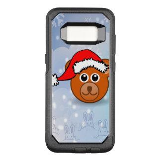 Christmas Bear OtterBox Commuter Samsung Galaxy S8 Case