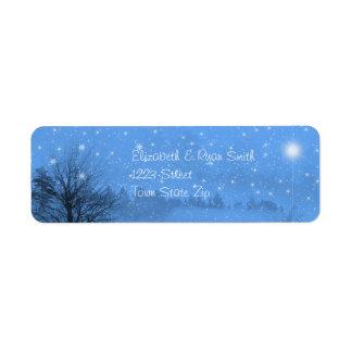 Christmas, Beautiful Winter Night, Peace on Earth