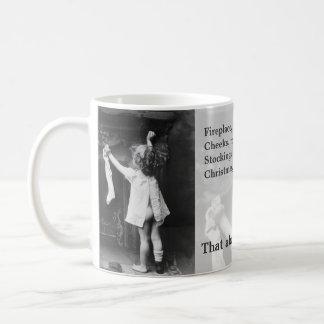 Christmas Begun - Mug 1