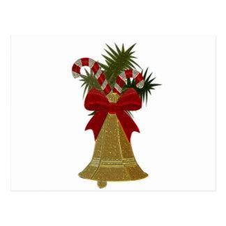 Christmas Bell #2 Postcard