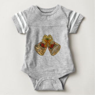 Christmas Bell #3 Baby Bodysuit