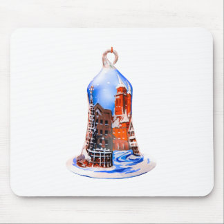 Christmas Bell #5 Mouse Pad
