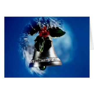 Christmas Bell Greeting Card