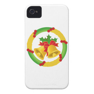Christmas Bell iPhone 4 Case-Mate Cases