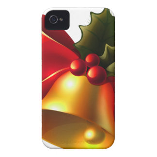 Christmas bell iPhone 4 case