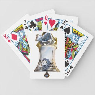 Christmas Bell Poker Deck