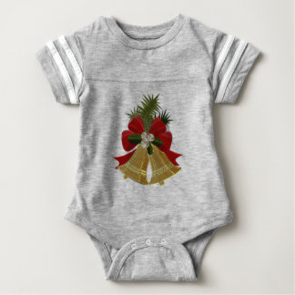 Christmas Bells #4 Baby Bodysuit
