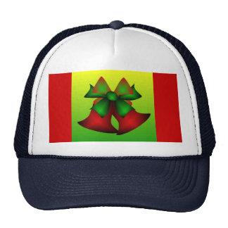 Christmas Bells II In Navy Hat