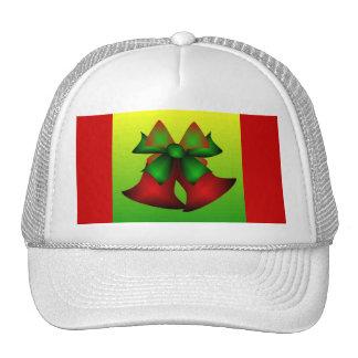 Christmas Bells II In White Hats