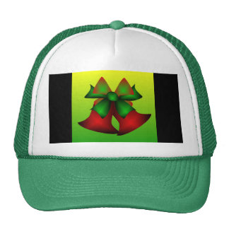 Christmas Bells III In Green Hats