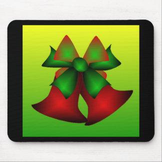 Christmas Bells III Mouse Pad