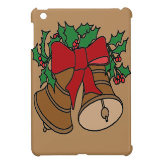 Christmas Bells iPad Mini Covers