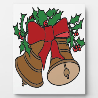Christmas Bells Plaque