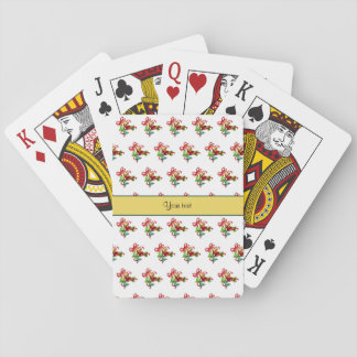 Christmas Bells Playing Cards