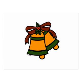 Christmas Bells Post Card