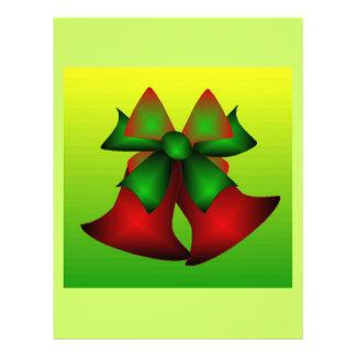 Christmas Bells XI Letterhead