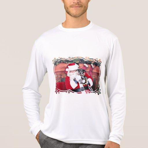 Christmas - Blue Heeler - B'Elana Tee Shirt