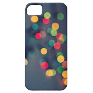Christmas bokeh lights case for the iPhone 5