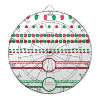 christmas borders frames holiday dartboard