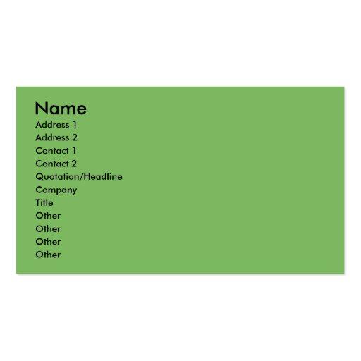 Christmas - Boston Terrier - Natty Business Card