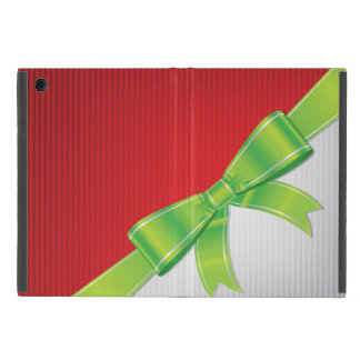 Christmas bow iPad mini cover