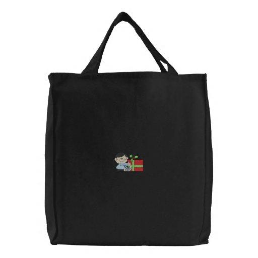 Christmas Boy Bag